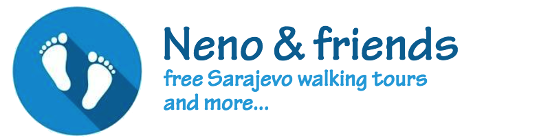 Neno & friends free Sarajevo walking tours and more Logo
