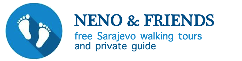 Neno & friends free Sarajevo walking tours and private guide Logo