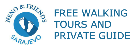 Neno & friends free Sarajevo walking tours and private guide Logo